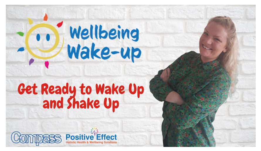 Wellbeing Wake Up